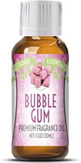Bubble Gum Scented Oil by Good Essential (Huge 1oz Bottle - Premium Grade Fragrance Oil) - Perfect for Aromatherapy, Soaps, Candles, Slime, Lotions, and More!