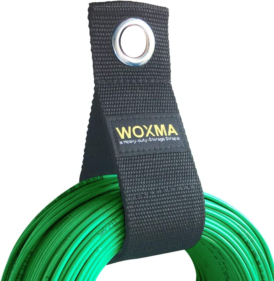 WOXMA 12 Selling Selling Pack Upgrade Extension Holder Heavy-Duty Cord 17'' Hook