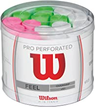Wilson Pro Overgrip Perforated 60 Bucket-Assorted