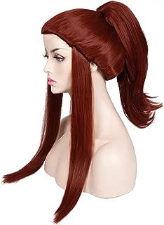 brigitte cosplay wig