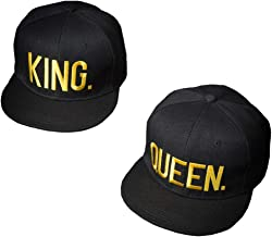 Amazon.es: gorra king queen