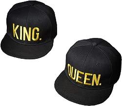 Amazon.es: gorra king queen