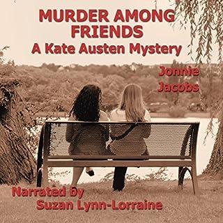 Murder Among Friends cover art