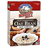 Hodgson Mill Oat Bran Hot Cereal 16-Ounce Boxes (Pack of 12), Hot Cereal Made from Premium Steel Cut Oats, May...