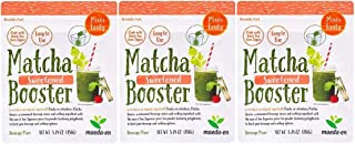 Maeda-en Matcha Booster Sweetened 5.28oz (Pack of 3)