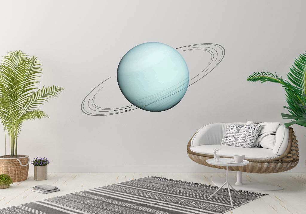 Uranus Planet Space Wall Vinyl Sticker Omaha Mall Art Decal Mural Car Free shipping on posting reviews Decor