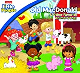 Songtexte von Little People - Old MacDonald & Other Favorite Animal Songs