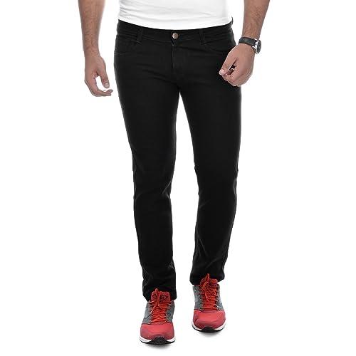 3a846f1da96 Men s Black Jeans  Buy Men s Black Jeans Online at Best Prices in ...