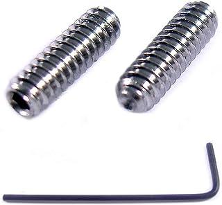 "Black Oxide #4-40 x 3//8/"" Set Screws Cup Point Grub 45H Steel UNC"
