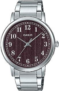 Casio Enticer Men Analog Brown Dial Men's Watch MTP-E145D-5B1DF(A1519)