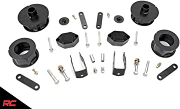 Rough Country - 656 - 2.5-In Suspension LIFT Kit For 07-18 Jeep JK Wrangler, 1 Pack