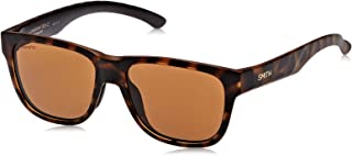 Smith Square Sunglasses for Unisex - Brown Lens