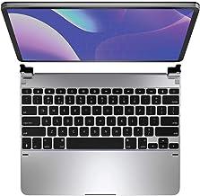 Brydge Pro 12.9 Keyboard for iPad Pro 12.9-inch 3rd Generation Model (2018) | Aluminum Wireless Bluetooth 4.2 Keyboard wit...