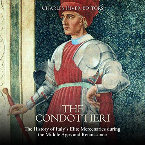 The Condottieri  By  cover art
