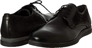 بلاك موستاش حذاء احذية بأربطة للرجال , مقاس 44 EU , اللون اسود
