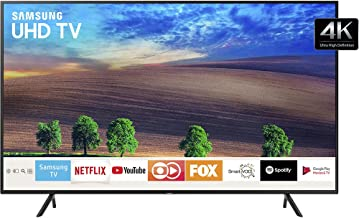 "Smart TV LED 55"" Samsung Ultra HD 4k 55NU7100 com"