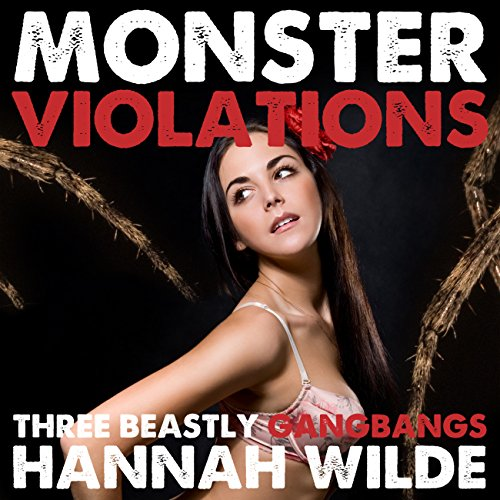 Monster Violations audiobook cover art