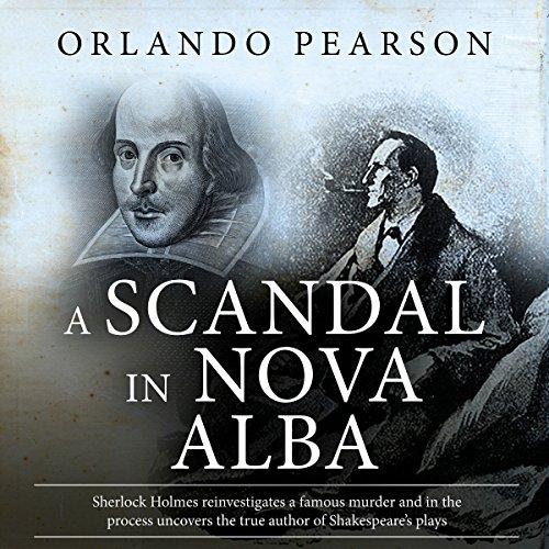 A Scandal in Nova Alba cover art