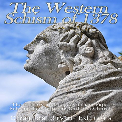 The Western Schism of 1378 audiobook cover art