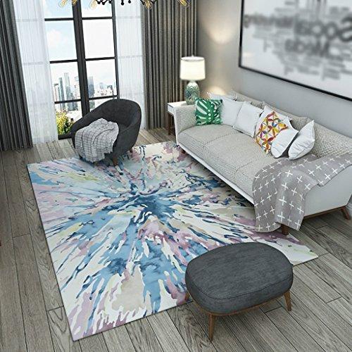 Creative Light- Nordic Modern Luxury Luxury Rectangular Rugs Bed Tapis de Salon Tapis de Chambre à Coucher (Taille : 200cm*300cm)