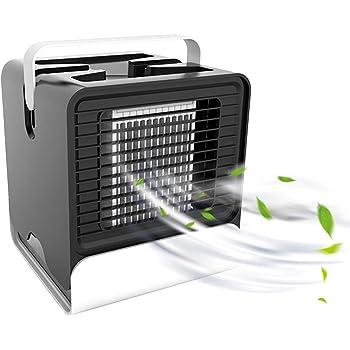 Yolispa Refrigerador de Aire Personal Mini Aire Acondicionado USB ...