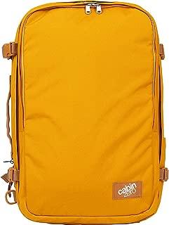 Classic Pro 42L Travel Laptop Backpack (Orange Chill)