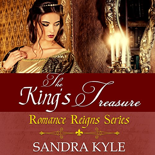 The King's Treasure audiobook cover art