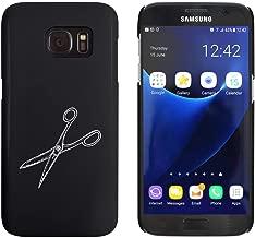 Azeeda Black  Scissors  Case for Samsung Galaxy  MC00012191