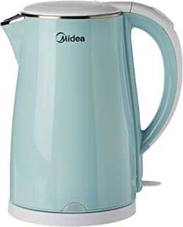 Smeg 50/s Retro Style Hervidor de agua 1,7L klf01/pastellblau