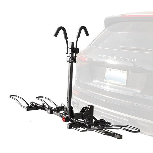 Hitch Bike Rack Reviews >> Trailer Hitch Bike Rack Amazon Com