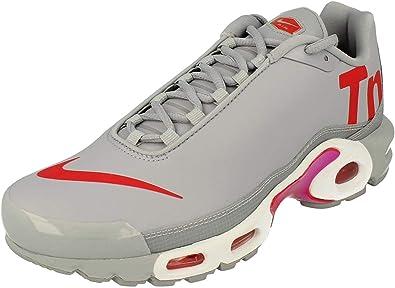 Amazon.com | Nike Men's Air Max Plus TN SE Premium Running Shoes ...
