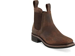 Old West Kids Boots Boy's Carson (Big Kid)