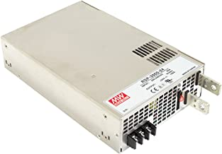 Mean Well RSP-3000-48 Enclosed Switching AC-to-DC Power Supply, Single Output, 48V, 0-62.5A, 3000W, 2.5