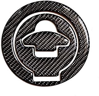 Cyclemods Real Carbon Fiber Gas Cap Cover fit Ducati 848 1099 998 999 Monster 821 & 1200S
