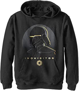Star Wars Boy's Inquisitor Gold Hooded Sweatshirt