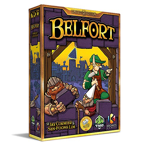 Belfort. Limited Edition - Kronos Games