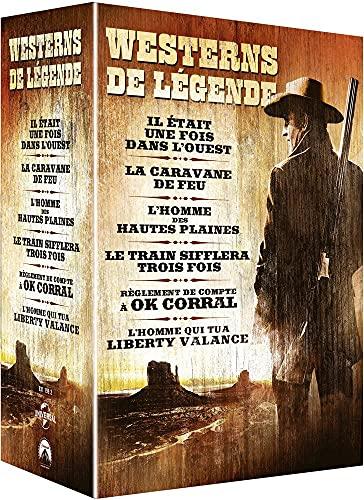 Coffret western 6 films