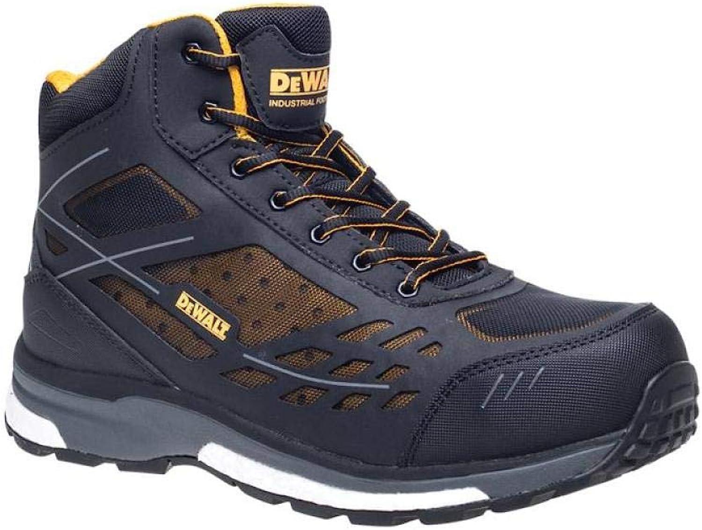 DeWALT SMITHFIELD 10 Smithfield Black Safety Trainer Boot, Size 10
