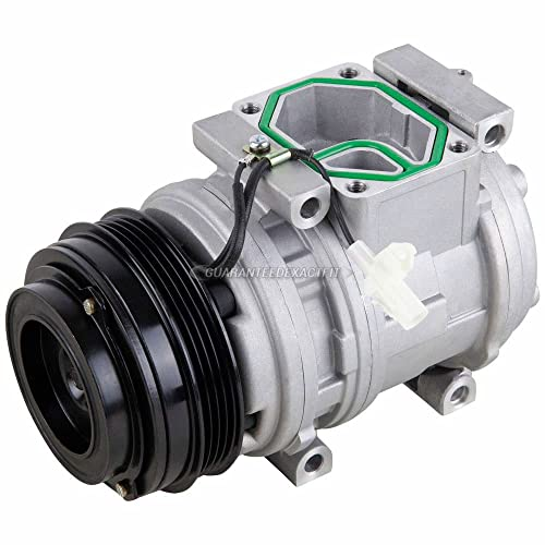 New A//C Compressor and CLutch For Toyota Sienna 2004-2006 V6 3.3L 2007 V6 3.5L
