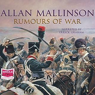 Rumours of War audiobook cover art