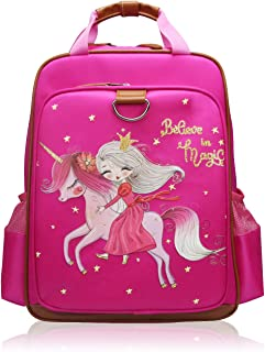 pink personalized backpack