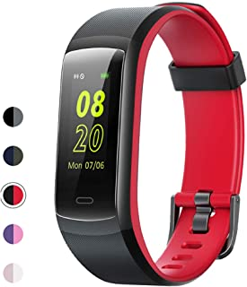 YAMAY Fitness Tracker, Fitness Watch Heart Rate Monitor...