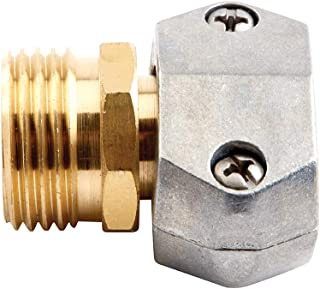 Gilmour 311GARP PRO Premium Zinc and Brass Male Coupling, Fits All 5/8-Inch and 3/4-Inch Hose (Discontinued by Manufacturer)
