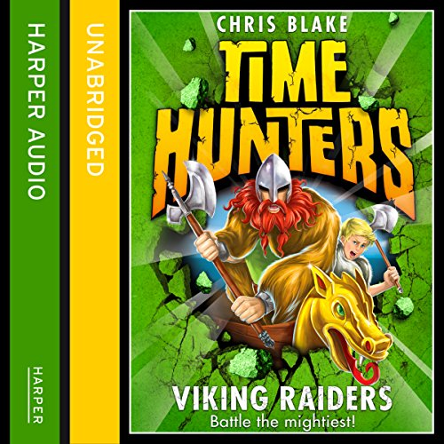 Viking Raiders cover art