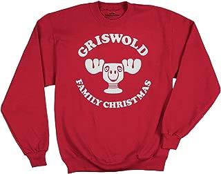 National Lampoon's Christmas Vacation Moose Cup Adult Sweatshirt