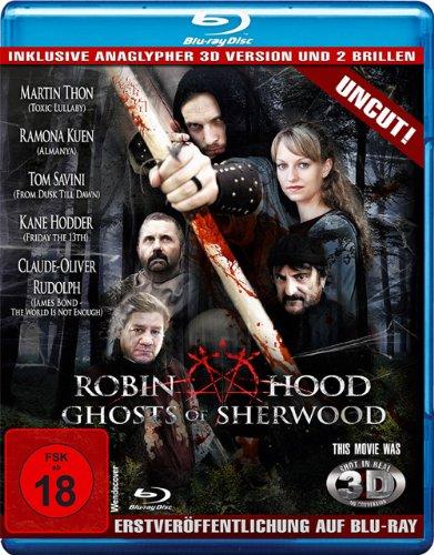 Robin Hood - Ghosts of Sherwood ( inkl. anaglypher 3D-Fassung und 2 Brillen ) [Blu-ray]