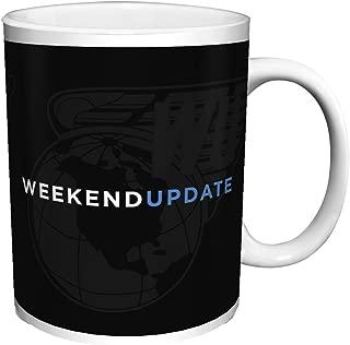 weekend update mug