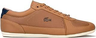Lacoste Mens Evara 319 Low Profile Trainers Sneakers in Tan.