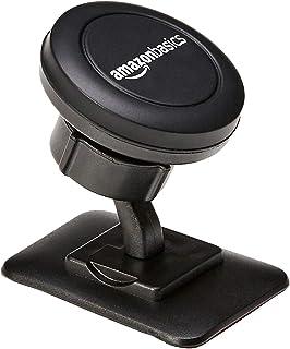 AmazonBasics Universal Stick-on-Dashboard Car Cell Phone Holder