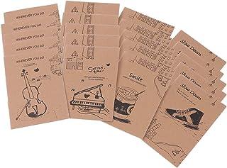 NUOBESTY Studenti Cartoleria Costellazione Copertina Quaderno Diario Unico Quaderni Materiale Scolastico Regalo Ragazza